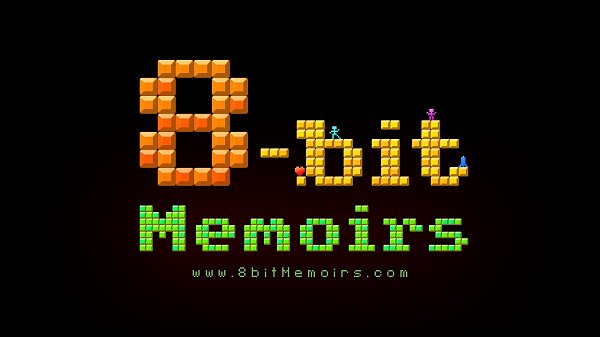 8-bit Memoirs eBook Will be Released in December, 2017.jpg