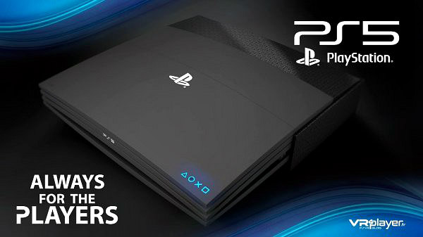PlayStation 5 (PS5) & PlayStation VR 2 (PSVR2) Concepts by VR4Player.jpg