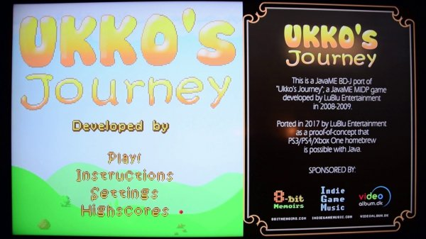 PS3 Blu-ray Disc Java (BD-J) Game Ukko's Journey Preview Video.jpg