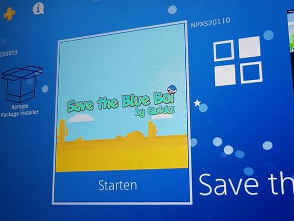 Save the Blue Boi PS4 Homebrew Game PKG by Quickz16.jpg