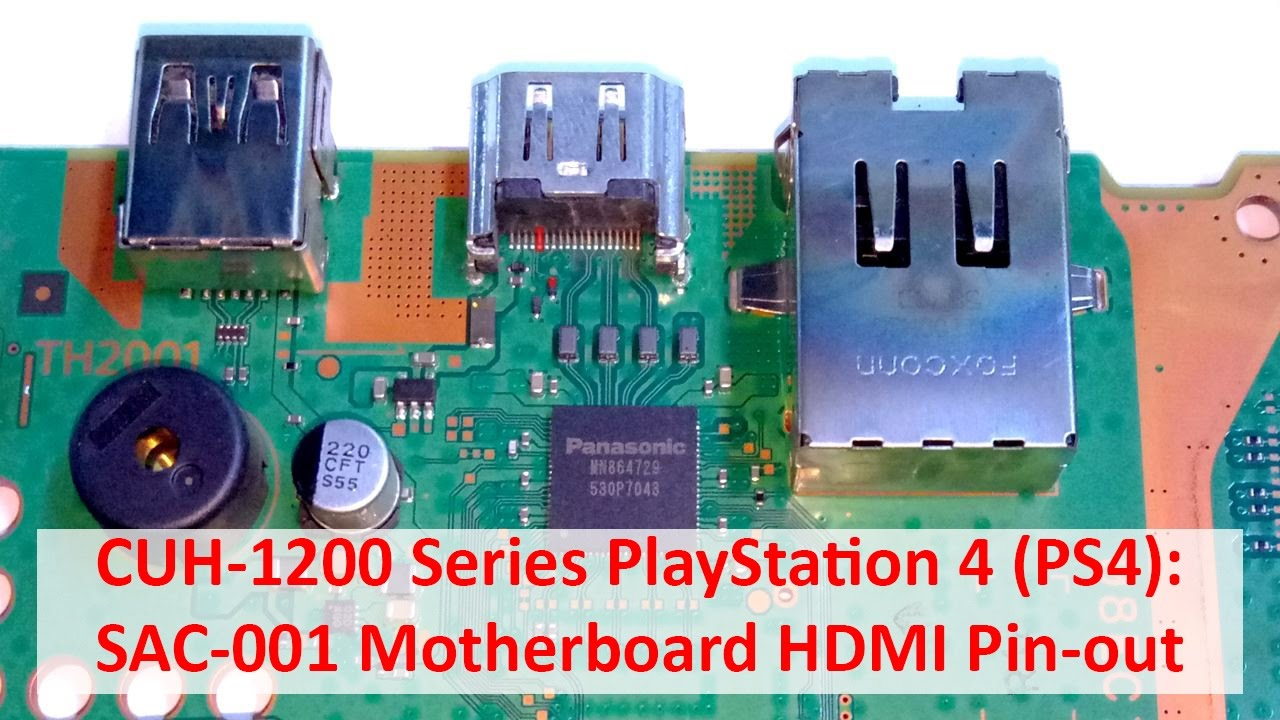Ps4 Hdmi Wiring Diagram - Auto Electrical Wiring Diagram •