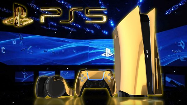 24K Gold PS5 Console, DualSense Controller & PlayStation 5 Headset Pre-orders.jpg