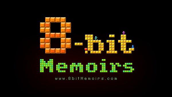 8-bit Memoirs eBook Will be Released in December, 2017.jpg
