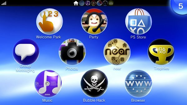 Adrenaline Bubble Booter for PS Vita by LMAN (TheLeecherMan