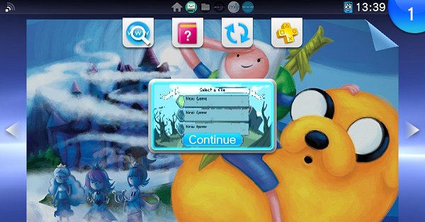 Adventure Time First PS Vita Backup.jpg