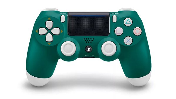Alpine Green DualShock 4 Controller Joins DS4 Lineup This April.jpg