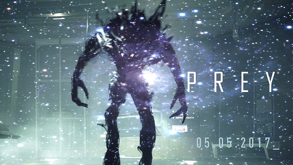 Bethesda Reveals Prey Release Date of May 5th, PS4 Trailer Videos.jpg