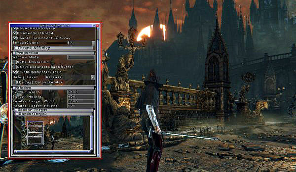 Bloodborne PS4 60FPS Patch Showcase on PS4 Pro by ManFightDragon.jpg