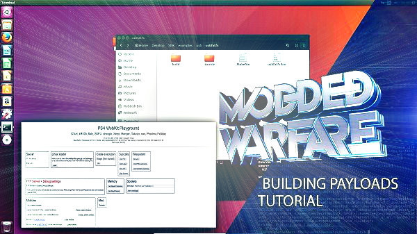 Building PlayStation 4 v1.76 Payloads Tutorial by Modded Warfare.jpg