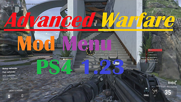 Call of Duty Advanced Warfare PS4 Mod Menu 1.23 is Now Available.jpg