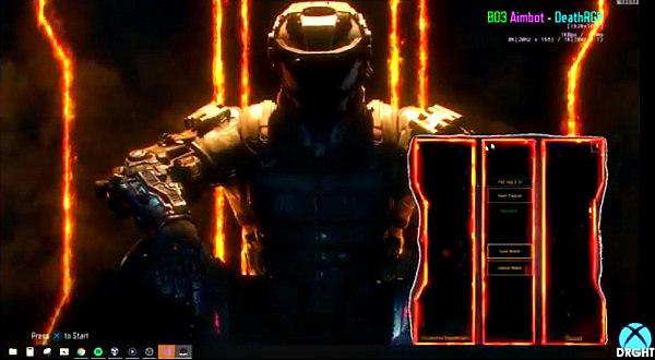 Call of Duty: Black Ops III (BO3) PS4 1 26 ELF Aimbot