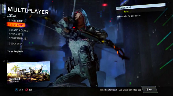 Call of Duty: Black Ops III (COD BO3) PS4 Mod Menu Demo by