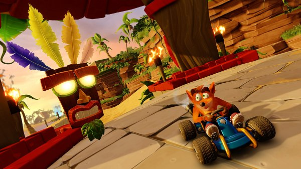 Crash Team Racing Nitro-Fueled Adventure Mode PS4 Gameplay, Details.jpg