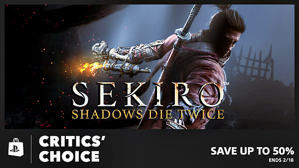 Critics' Choice Sale Delivers PSN Savings Up to Half Off at PS Store.jpg