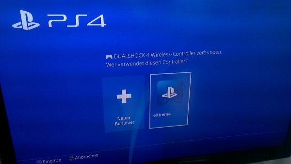 PS4 1 76 UI Mods: Custom PSN User Avatar & Alpha 0 11 by eXtreme
