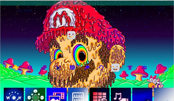 Customized Trippy Gamer PS4 Theme PKG by F1R3xS1NN3R.png