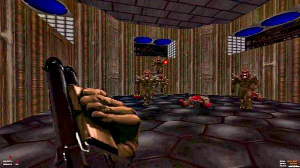 Doom PS4 Homebrew Game PKG in Unity by SnakePlissken.jpg