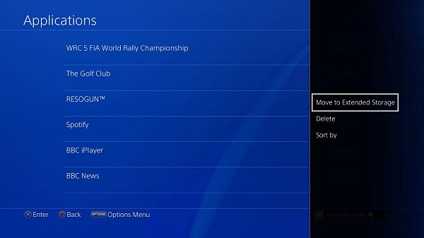 Downloading & Storing PS4 Games and Apps to an External HDD Guide 3.jpg