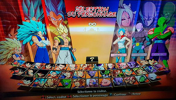 Dragon Ball FighterZ (DBFz) Mod PS4 FPKG by Markus95 Released.jpg