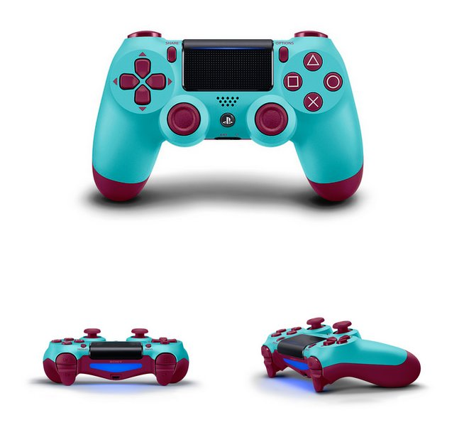 DualShock 4 Berry Blue, Sunset Orange, Blue Camo & Copper Incoming.jpg