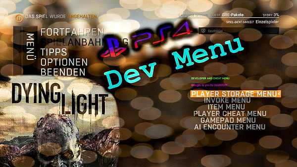 Dying Light PS4 Dev Cheat Menu Update PKG by DeathRGH.jpg