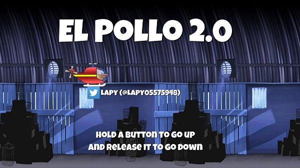 El Pollo 2.0 PS4 5.05 Homebrew Game Fake PKG by Lapy05575948.jpg