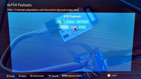 ESP8266 Server From SD Card for PS4 4 55 Payloads by Stooged