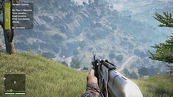Far Cry 4 PS4 Mod Menu for 1.76 PlayStation 4 OFW by 2much4u.jpg