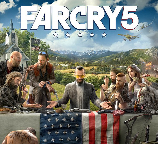 Far Cry 5 Official Announce PS4 Trailer and Screenshots - #FarCry5.jpg
