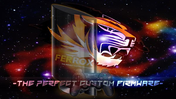 Ferrox 4.87 PS3 CFW Featuring Cobra 8.20 by Alexander is Released.jpg