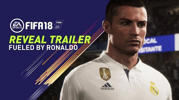 FIFA 18 Announced by EA Sports with PlayStation 4 Reveal Trailer