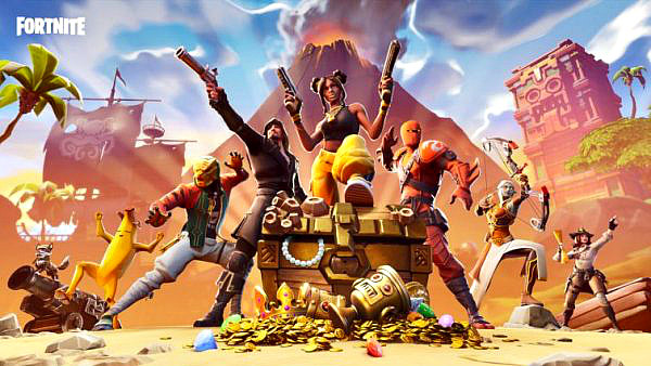 Fortnite Season 8 PS4 Trailer, Adds a Volcano and Party Assist.jpg