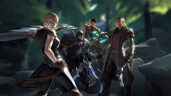 Free-to-Play Action RPG Dauntless Slashes Onto PS4 Tomorrow.jpg
