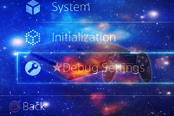 FullDebugSettings405 bin 4 05 2much4u Full Debug Settings Payload