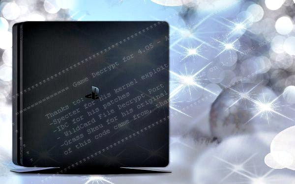 GameDecrypt405 PS4 Game Decrypt 4.05 Payload Mod by AlFaMoDz.jpg