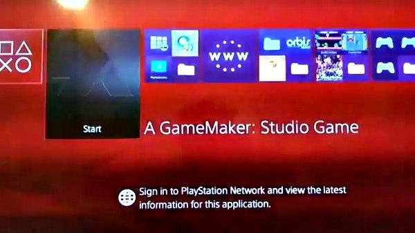 GameMakerPS4.pkg GameMaker Studio PS4 Homebrew by SilicaDevs.jpg