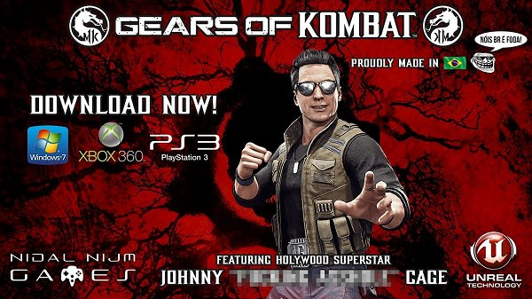 Gears of Kombat Free Game for PC, PS3 and Xbox 360 by Batman.jpg