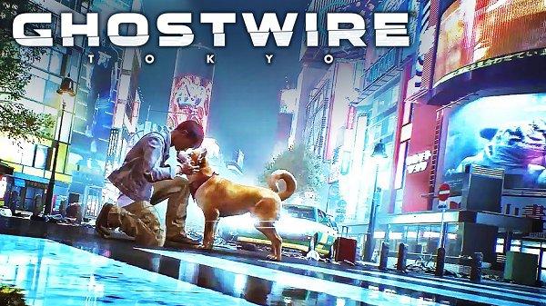 Ghostwire Tokyo - Pet the Dog and Deathloop Dev Update PS5 Videos.jpg