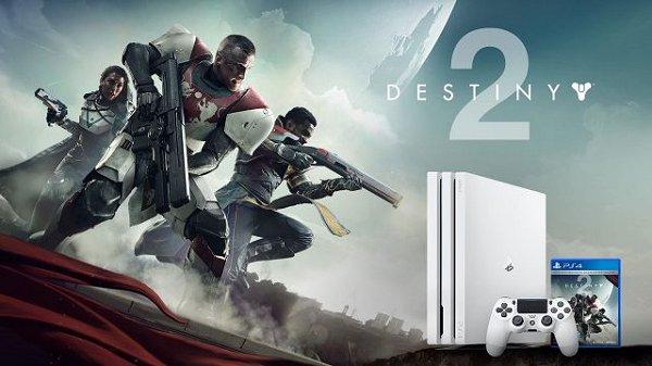Glacier White Limited Edition Destiny 2 PS4 Pro Bundle Announced.jpg