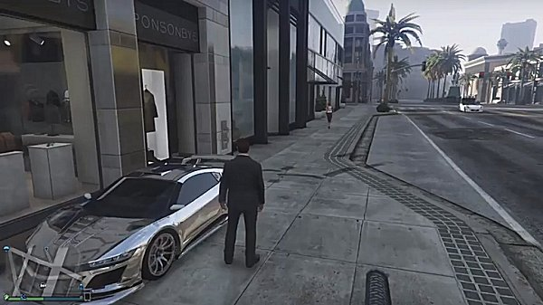 Grand Theft Auto V (GTA V) PS4 Modding Demo by KillSomeTime247.jpg