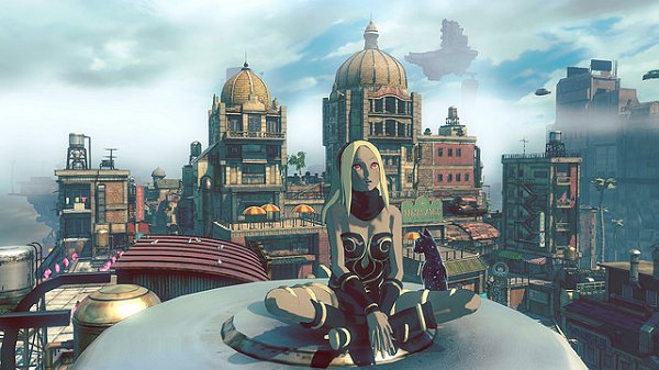 Gravity Rush 2 on PS4 Joins New PlayStation Games Next Week.jpg