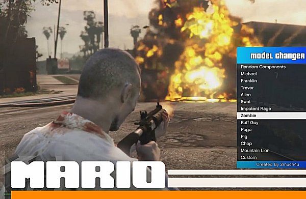 GTA 5 Azura Menu 1.1 Update on PS4 1.76 Demo by MrMario2011.jpg