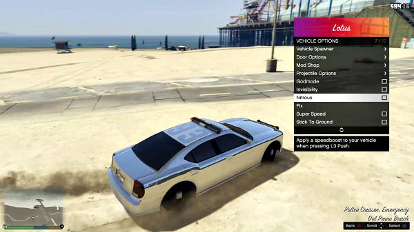 gta 5 ps4 mod your account