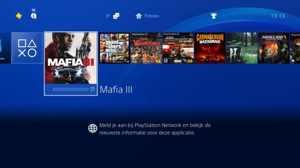 how to download games to ps4 from disc
