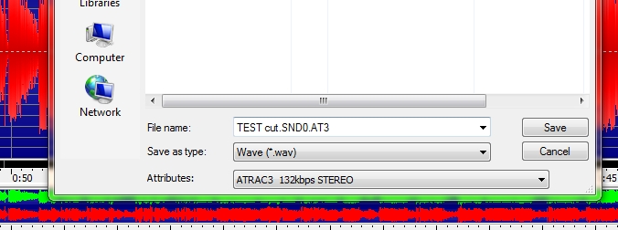 goldwave at3 looping tool