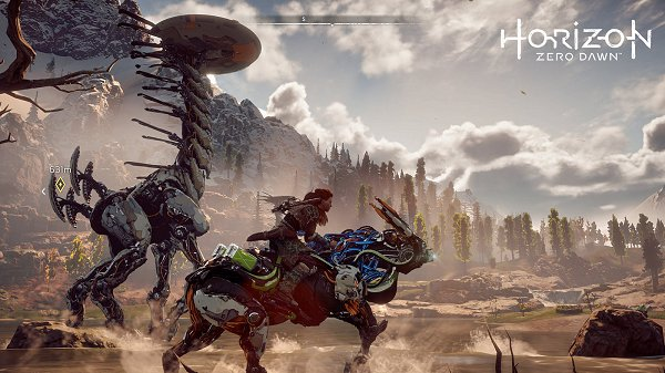Horizon Zero Dawn Gains New Story Mode, PS4 Patch 1.32 Features.jpg