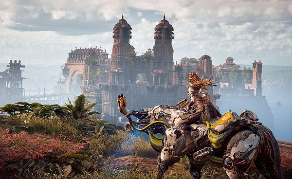 Horizon Zero Dawn PS4 Story Trailer Video for PlayStation 4.jpg