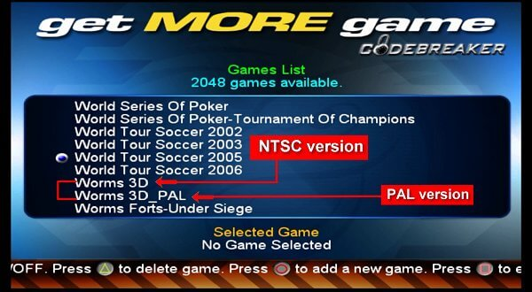 How to Update Codebreaker Cheat Database on PS4 with PS2 Games Tutorial 20.jpg