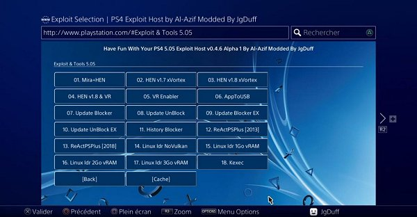 PS4 Cheats FPKGs: PlayStation 4 Cheats Fake Packages by JgDuff
