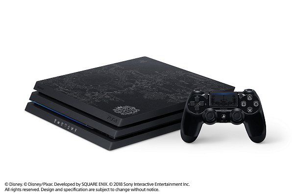 Kingdom Hearts III PS4 Pro Limited Edition Bundle Out January 29th 3.jpg